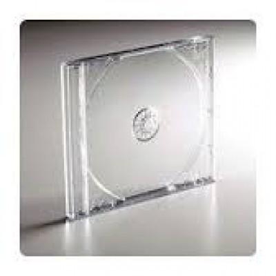 BOX PARA CD CRISTAL