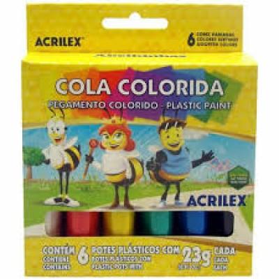 Cola Colorida C/6