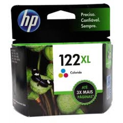 CARTUCHO HP 122 XL COLORIDO