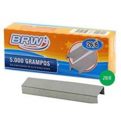 GRAMPO 26/6 C/5000 COBREADO  BRW
