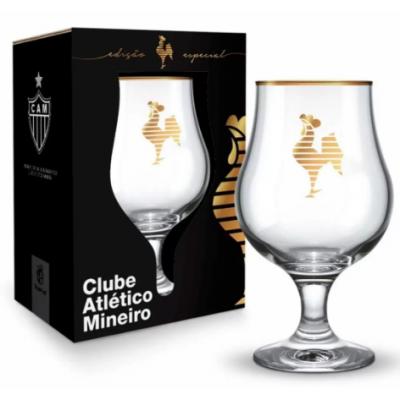 Taça Dublin Cerveja 400ml - Atlético Mineiro Galo Série Ouro