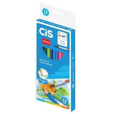 Lápis de cor Aquarelavel