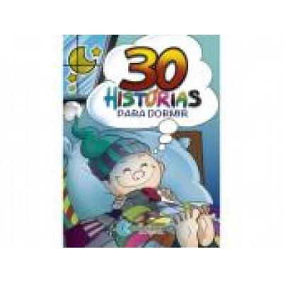 LIVRO INFANTIL 30 HISTORIAS PARA DORMIR