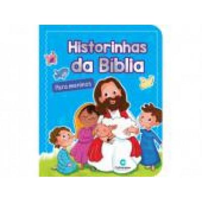 LIVRO INFANTIL HISTORINHAS DA BIBLIA MENINOS