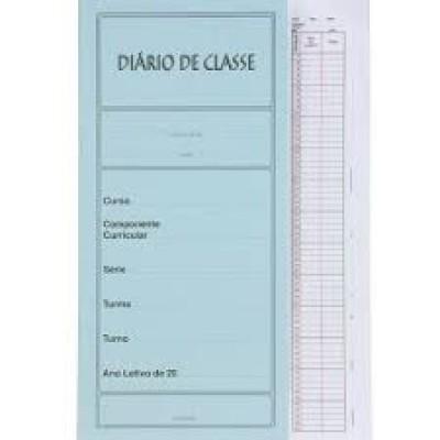 DIARIO ESCOLAR EDUCAÇAO INFANTIL