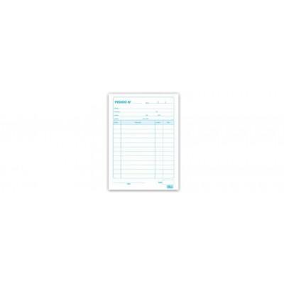 BLOCO PEDIDO 1/18 155X215 1 VIA C/50 FLS
